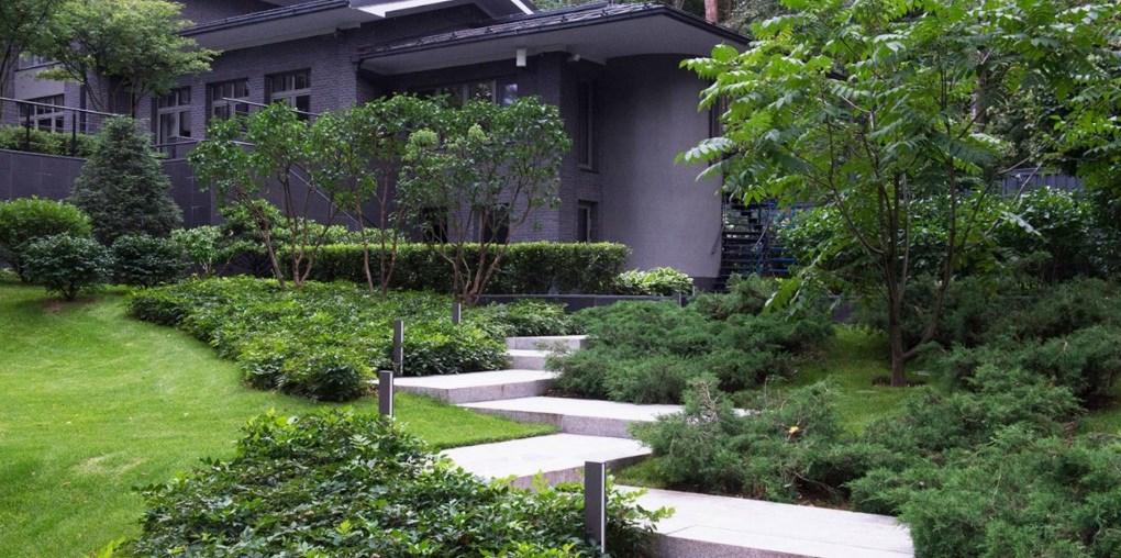 Сад «Пять уровней комфорта»
